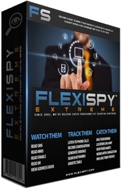 FlexiSPY recenzija
